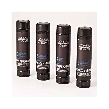 coloration homme cover sans ammoniaque 50ml - Shampoing Colorant Sans Ammoniaque