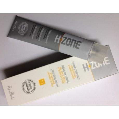Crème colorante H.ZONE Sans ammoniaque 100ml