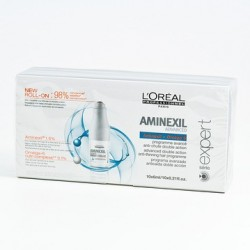 Aminexil 42 flaconnettes ( 6 ml )