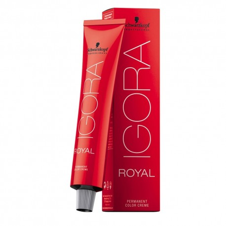 Coloration Igora Royal Schwarzkopf 60ml
