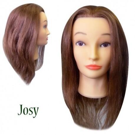 Tête de coiffure Josy
