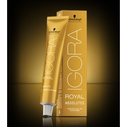 Igora Royal Absolutes Schwarzkopf