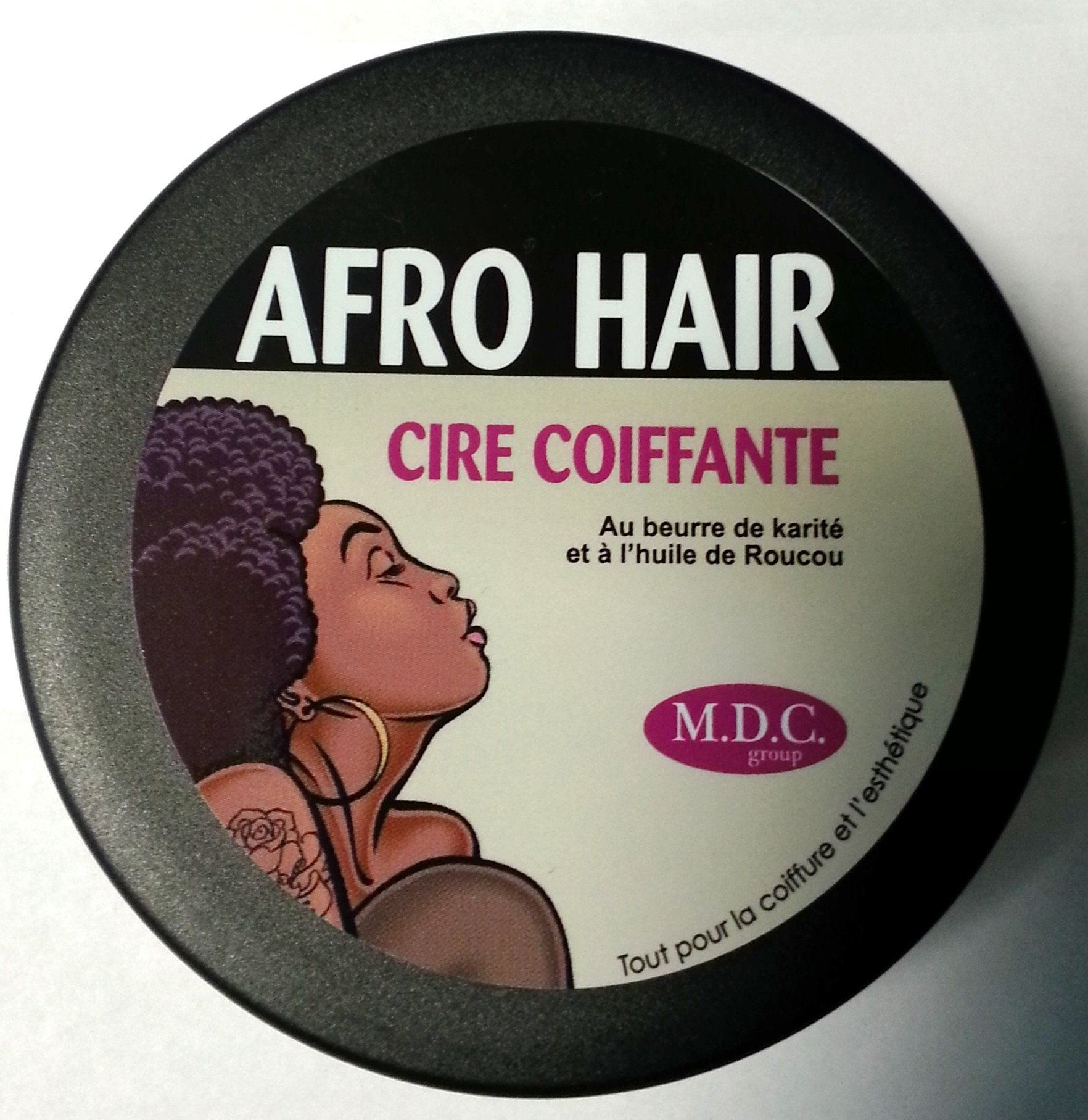 Populaire Cire coiffante Afro hair 100ml NE26