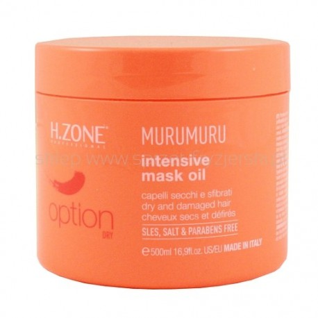 Masque option intensive oil 500ml
