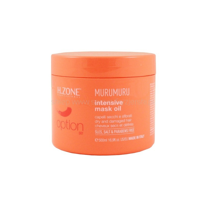 Masque option intensive oil 500ml