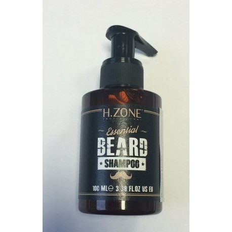 Shampoing à Barbe H-Zone 250ml
