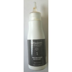 Infusion CoolSteam cheveux colorés 100ml