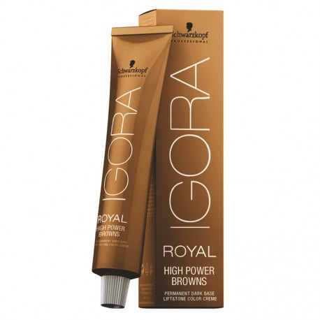 Coloration Igora Royal High power browns 60ml