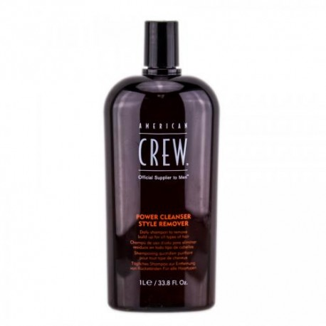 Shampoing purifiant American crew 1000ml