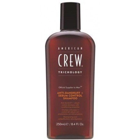 Shampoing soin anti pelliculaire American crew 250ml