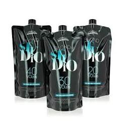 Oxydant Nutri-développement Blond studio platinium 30V, 40 V 1000ml