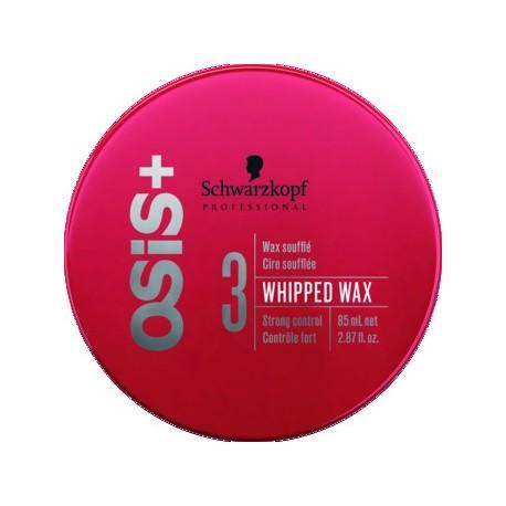Cire soufflée OSiS+ Whipped Wax 85ml