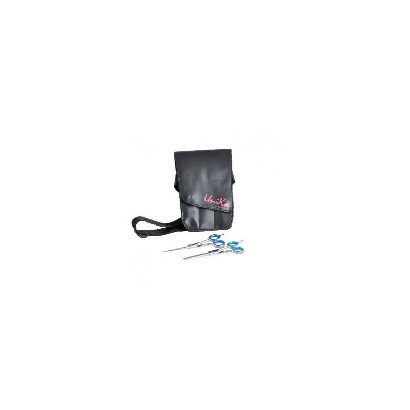Ciseaux Unika - Kit pochette droitier