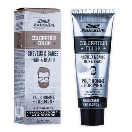 Coloration Cheveux et Barbe 60g Hairgum