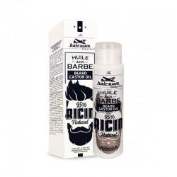 Huile Barbe 95% Ricin de Hairgum en 40 ml