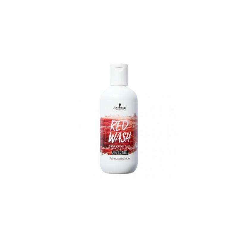Shampooing Red Wash Schwarzkopf 300 ml