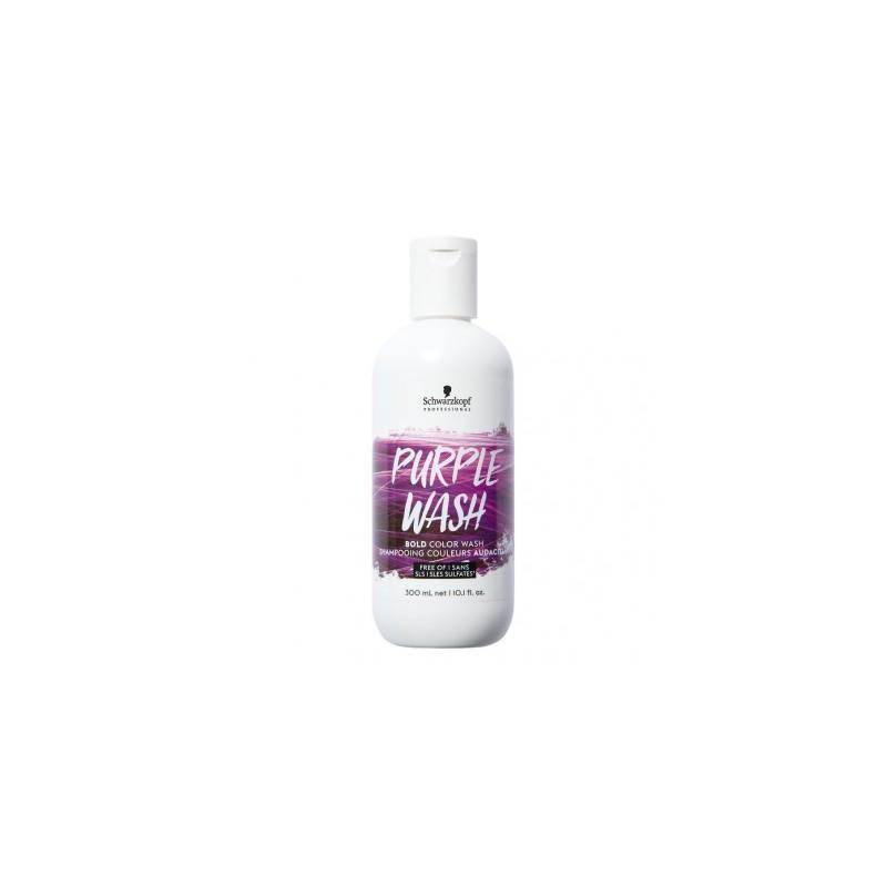 Shampooing Purple Wash Schwarzkopf 300 ml