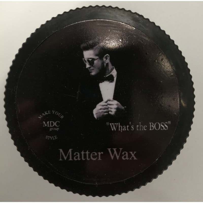 Cire extra forte Matter wax 100ml