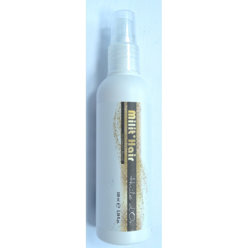 Huile d'or protection solaire