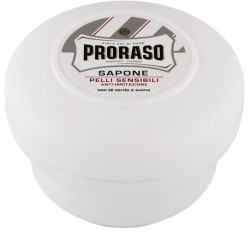 Savon à barbe Proraso anti irritation 150 ml