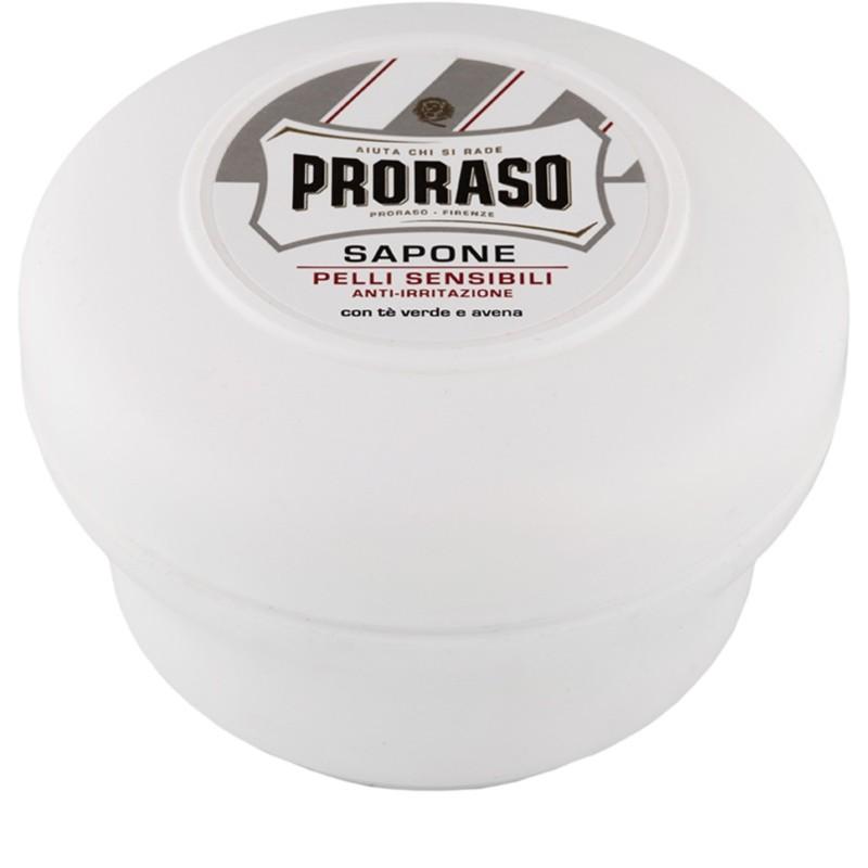 Savon à barbe Proraso anti irritation 150 ml