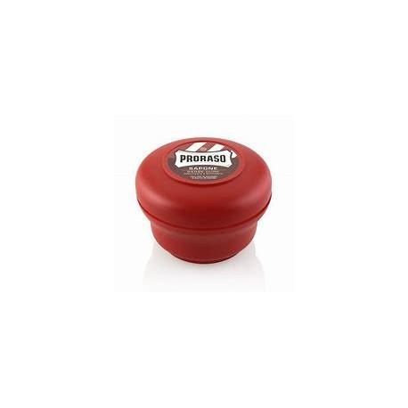 Savon à barbe Proraso beurre de karité 150 ml