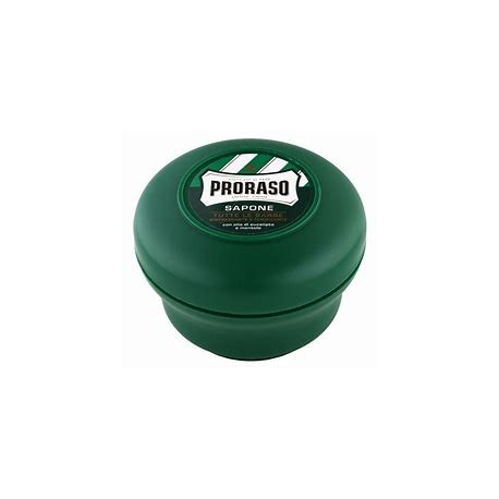 Savon à barbe Proraso menthe eucalyptus 150 ml