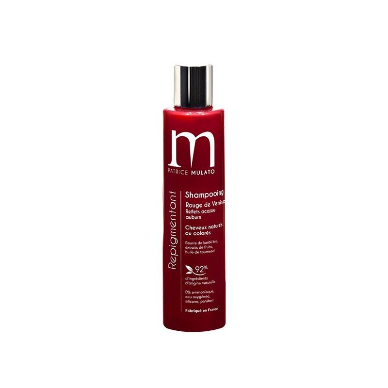 Shampooing Repigmentant Mulato Rouge 200ml