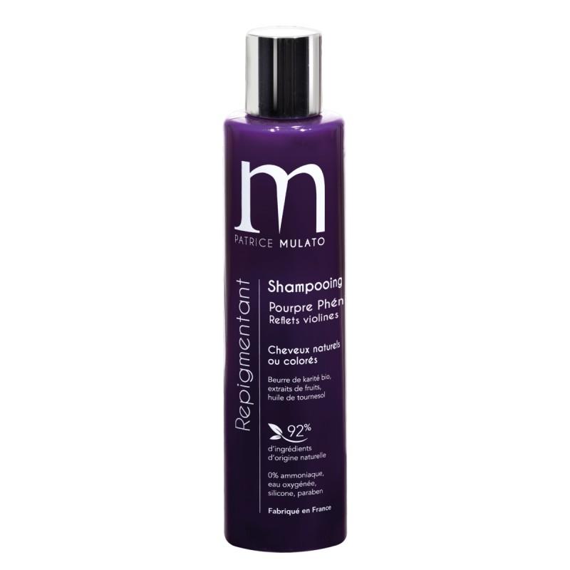 Shampooing Repigmentant Mulato Violine 200ml