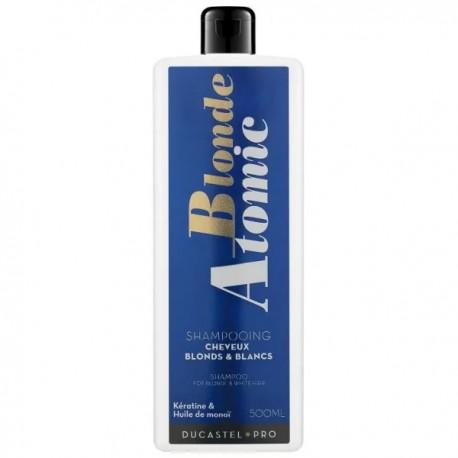 Shampoing Blond Atomic Déjaunisseur 1000 ML Ducastel
