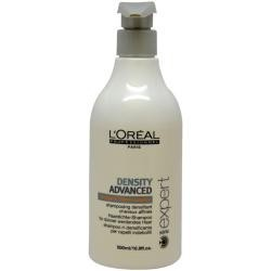 Shampoing density advanced L'oreal 500ml, 250ml