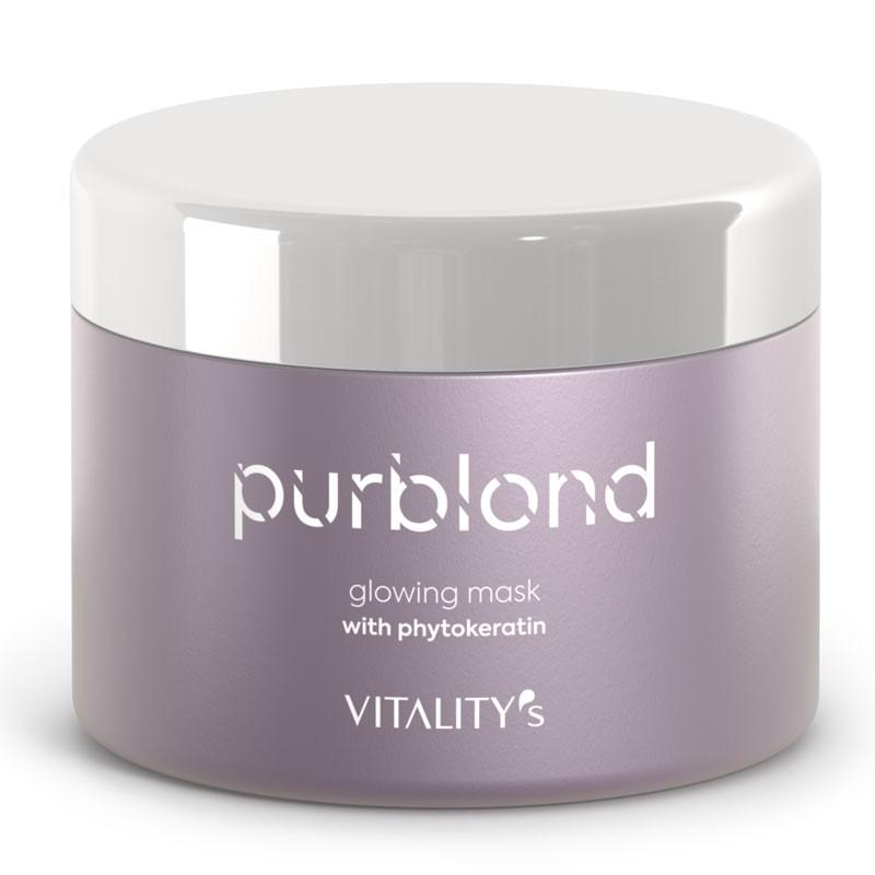 PurBlond Glowing Masque 250 ml Vitality's