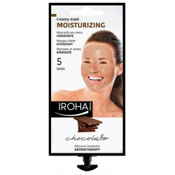 Masque Creme Hydratant Chocolat 25g Iroha