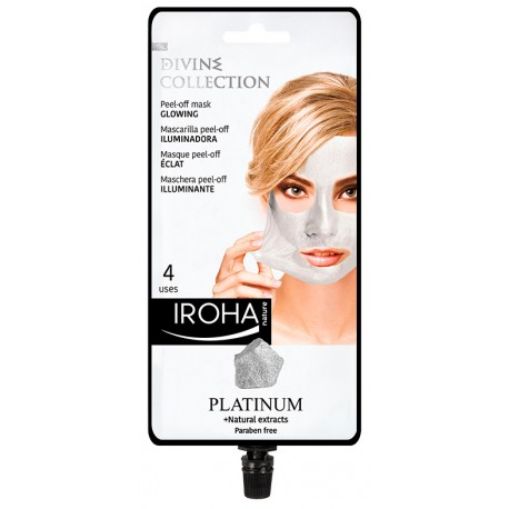 Masque Peel Off Eclat Divine Collection 25g Iroha