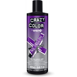 Shampooing No Yellow ultra-violet Crazy Color 250ML