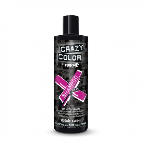 Shampooing Ré Activant Rose Crazy Color 250ML