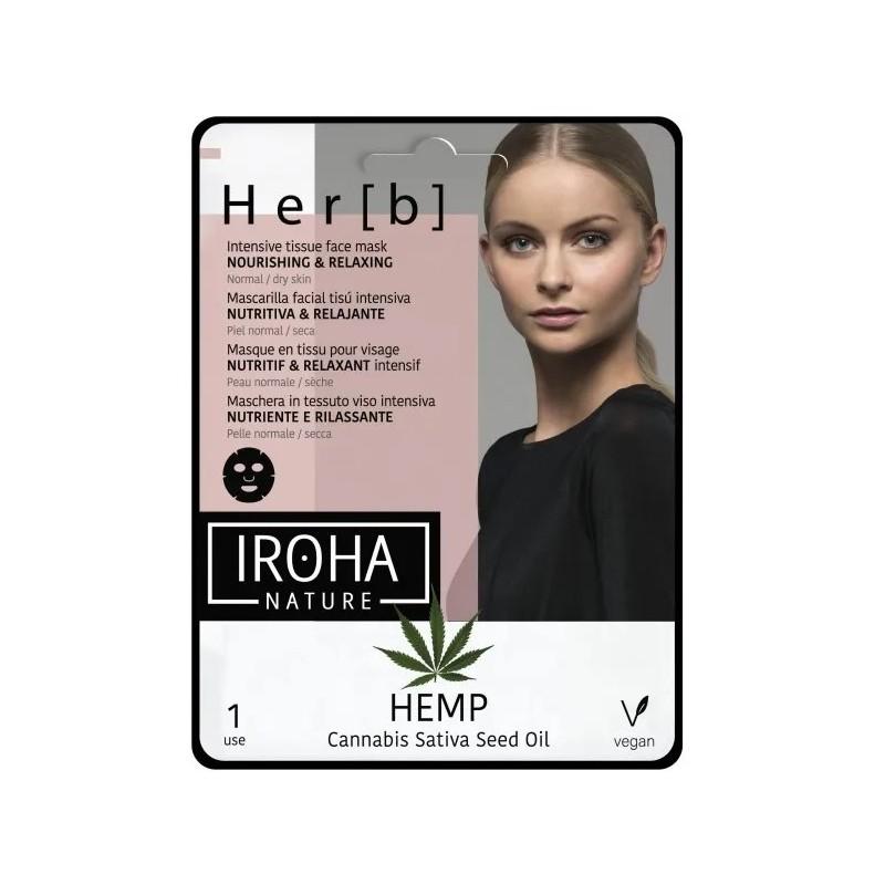 Her[b] Masque Nuit Nutrition & Regeneration Iroha 75ML