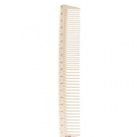 Peigne de coupe avec règle 19.5 cm Xanitalia