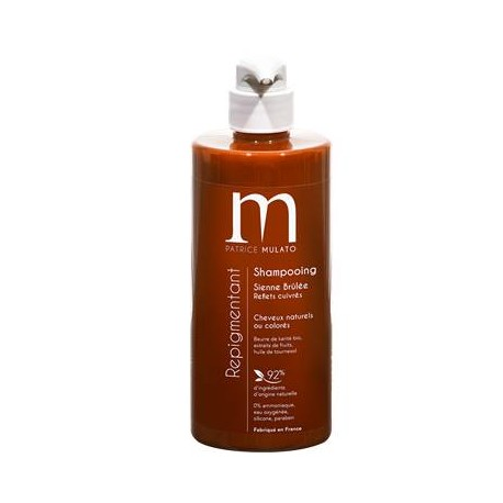 Shampooing Repigmentant Mulato Cuivré 500ml