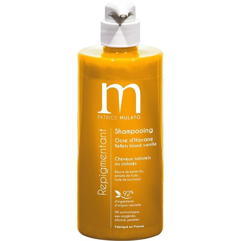 Shampooing Repigmentant Mulato Blond Vanille 500ml