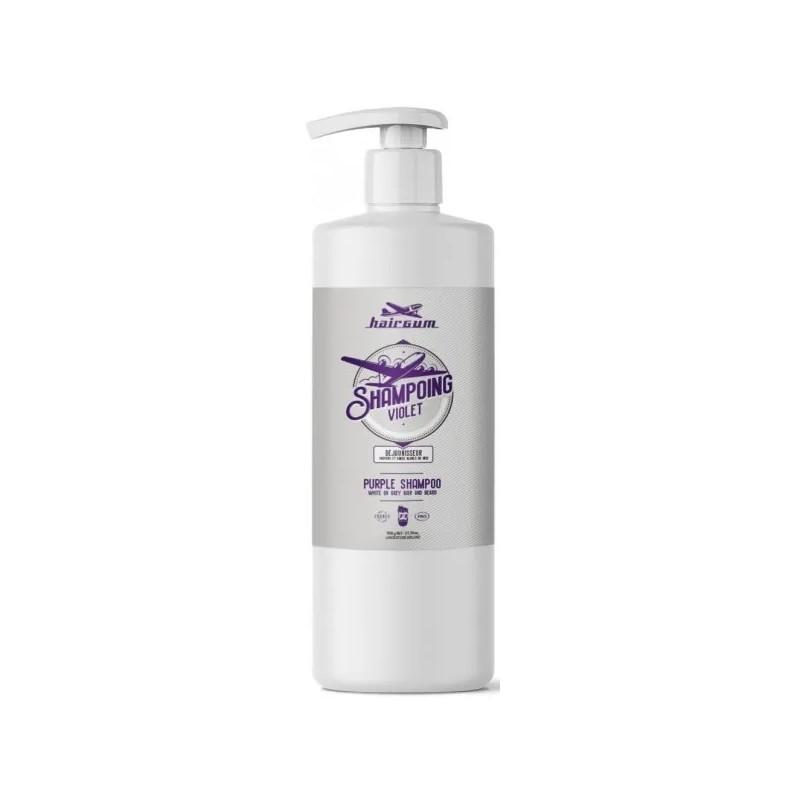 Shampooing violet déjaunisseur Hairgum 990 grs