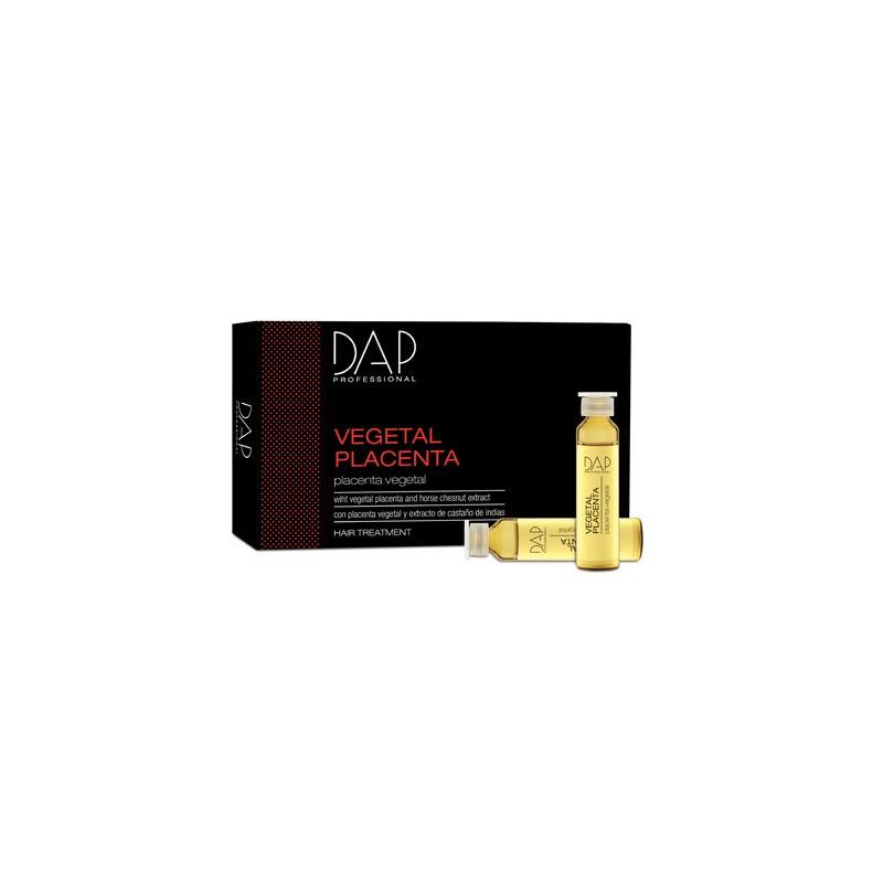 DAP Placenta Végétal 12 ampoules x 9 ml