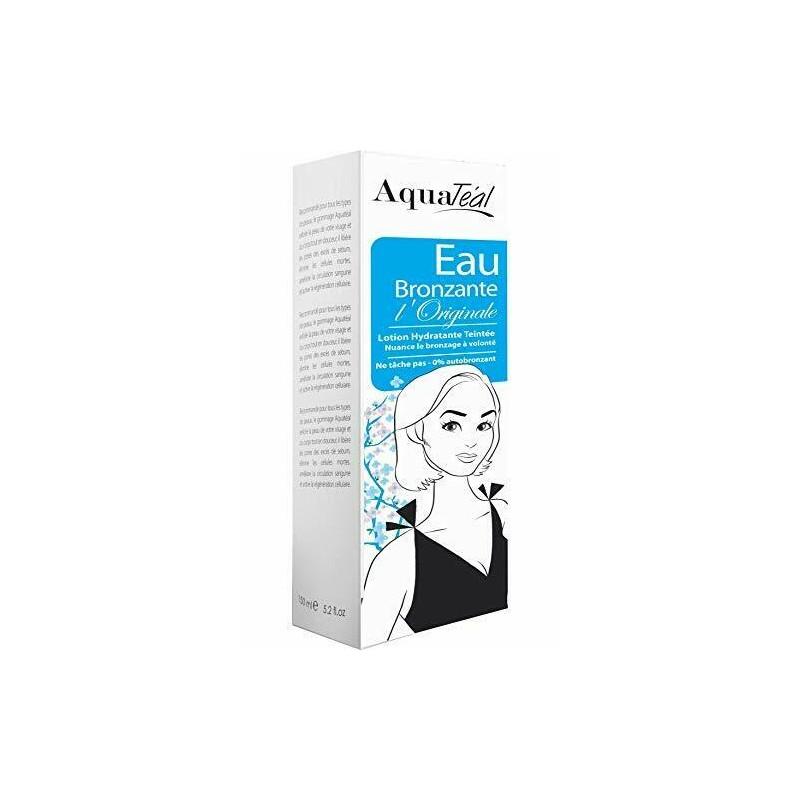 L'Originale Eau Bronzante Visage 100 ml AquaTéal
