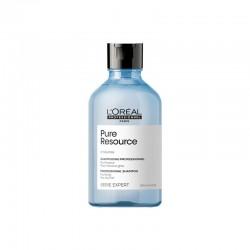 Shampoing Purificateur Pure Ressource 300ML Serie Expert l'Oréal