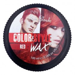 Color & Style Wax Red 100 ml - Renée Blanche