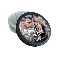 Color & Style Wax Silver 100 ml - Renée Blanche