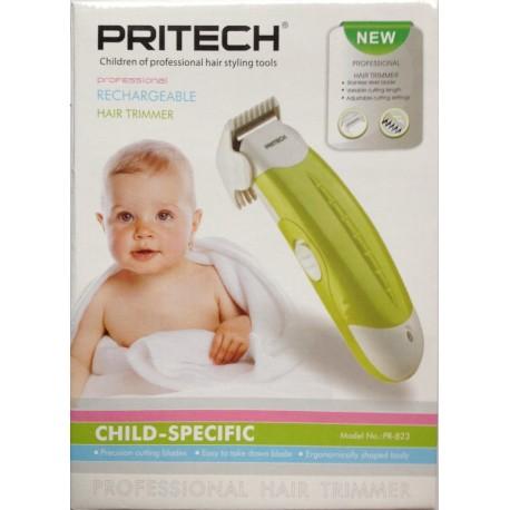 Tondeuse PRITECH enfant rechargeable