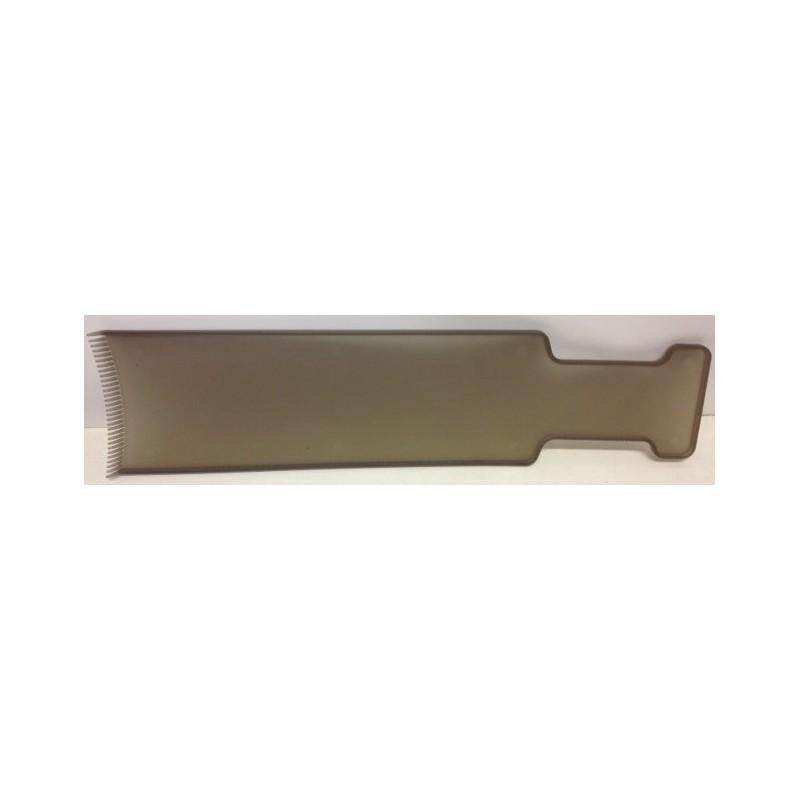 Planchette extra dentée longue 34 cm